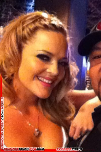 KNOW YOUR ENEMY:  Do You Know This Girl? Alexis Texas, a Favorite Of African Scammers 30