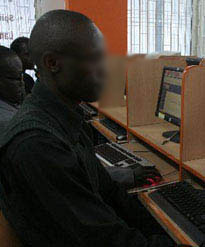 SCARS|RSN™ Scammer Gallery: Accra Ghana Internet Cafes 39