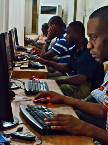 SCARS|RSN™ Scammer Gallery: Accra Ghana Internet Cafes 11