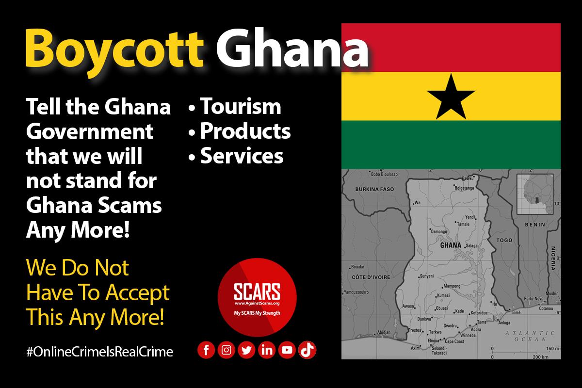 BOYCOTT-GHANA