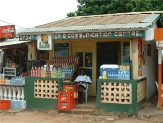 SCARS|RSN™ Scammer Gallery: Accra Ghana Internet Cafes 31
