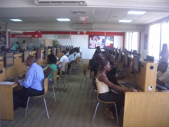SCARS|RSN™ Scammer Gallery: Accra Ghana Internet Cafes 28