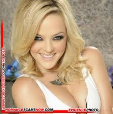 KNOW YOUR ENEMY:  Do You Know This Girl? Alexis Texas, a Favorite Of African Scammers 41