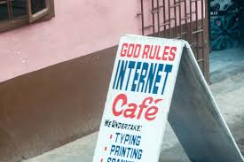 SCARS|RSN™ Scammer Gallery: Accra Ghana Internet Cafes 64