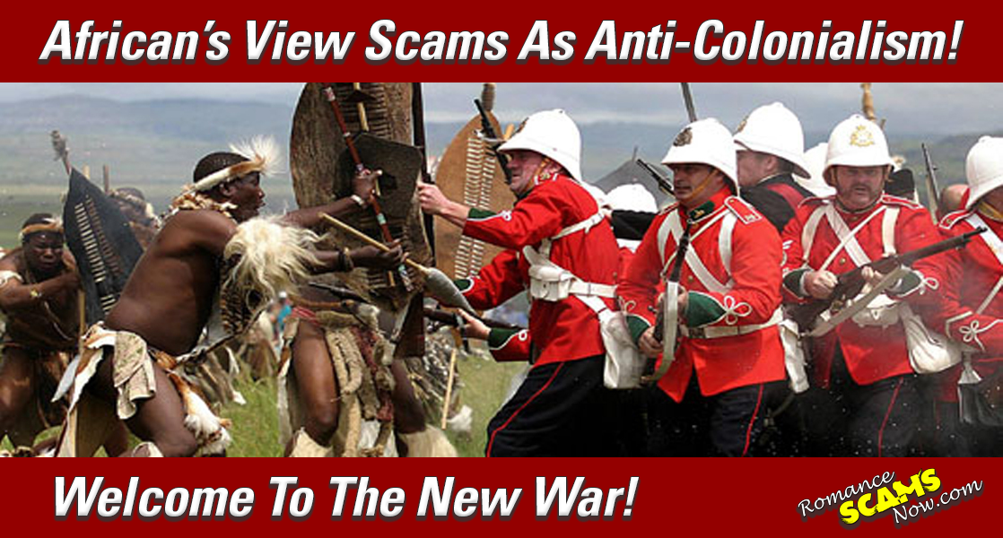 Scamming Is The New Colonialism