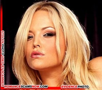 KNOW YOUR ENEMY:  Do You Know This Girl? Alexis Texas, a Favorite Of African Scammers 28