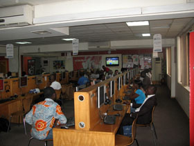 SCARS|RSN™ Scammer Gallery: Accra Ghana Internet Cafes 25