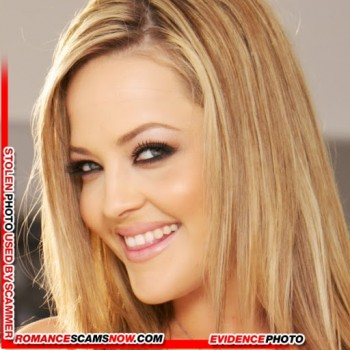 KNOW YOUR ENEMY:  Do You Know This Girl? Alexis Texas, a Favorite Of African Scammers 9