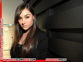 KNOW YOUR ENEMY:  Do You Know This Girl?  Sasha Grey, a Favorite Of African Scammers 17