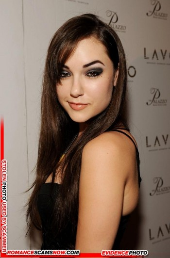 KNOW YOUR ENEMY:  Do You Know This Girl?  Sasha Grey, a Favorite Of African Scammers 16