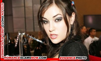 KNOW YOUR ENEMY:  Do You Know This Girl?  Sasha Grey, a Favorite Of African Scammers 20