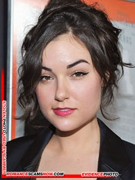 KNOW YOUR ENEMY:  Do You Know This Girl?  Sasha Grey, a Favorite Of African Scammers 26
