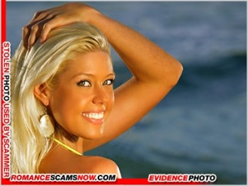 KNOW YOUR ENEMY:  Do You Know This Girl? Tiffany Alexis, a Favorite Of African Scammers 12