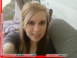 More Scammers Named: Ana Annie Anita Ann 34