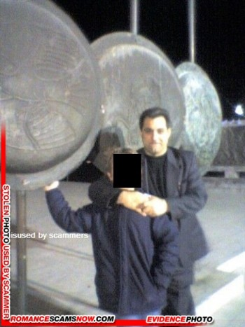SCARS™ Scammer Gallery: Men & Male Dating Scammers #12948 13