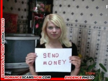 SCARS™ Scam History - Scammer Gallery: Lady Scammers #13463 10