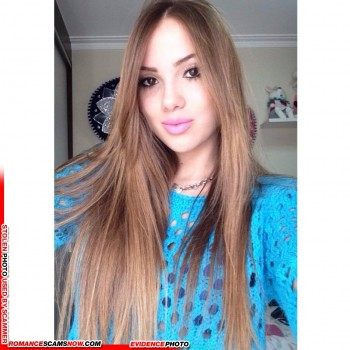 KNOW YOUR ENEMY: Bianca Montes - Do You Know This Girl? A Favorite Of African Scammers 30
