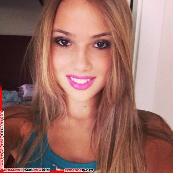 KNOW YOUR ENEMY: Bianca Montes - Do You Know This Girl? A Favorite Of African Scammers 4