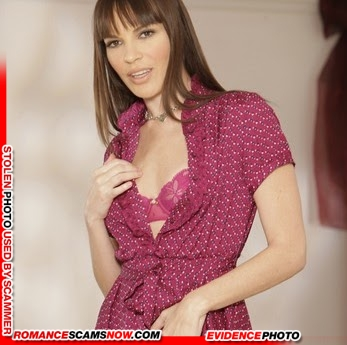 KNOW YOUR ENEMY:  Dana DeArmond  - Do You Know This Girl?  She's a Favorite Of African Scammers 6