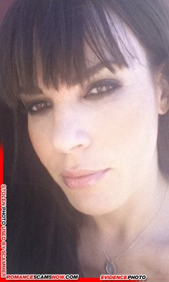 KNOW YOUR ENEMY:  Dana DeArmond  - Do You Know This Girl?  She's a Favorite Of African Scammers 29