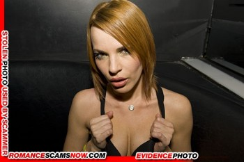 KNOW YOUR ENEMY:  Dana DeArmond  - Do You Know This Girl?  She's a Favorite Of African Scammers 33