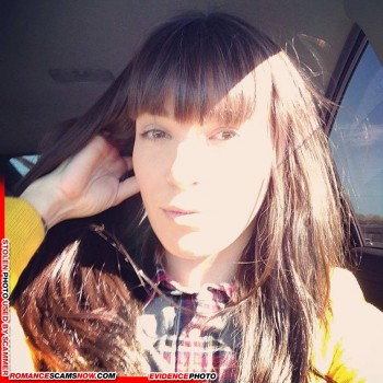 KNOW YOUR ENEMY:  Dana DeArmond  - Do You Know This Girl?  She's a Favorite Of African Scammers 25