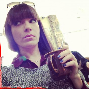 KNOW YOUR ENEMY:  Dana DeArmond  - Do You Know This Girl?  She's a Favorite Of African Scammers 11