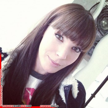 KNOW YOUR ENEMY:  Dana DeArmond  - Do You Know This Girl?  She's a Favorite Of African Scammers 10