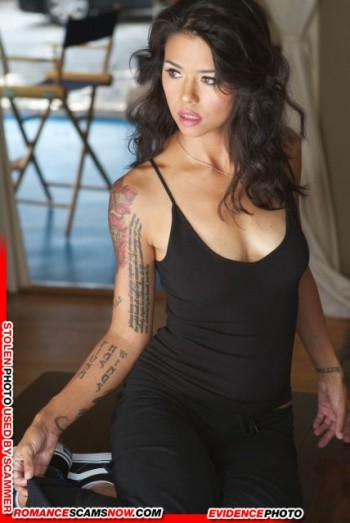 Dana Vespoli - Do You Know This Girl? - STOLEN IDENTITY 18