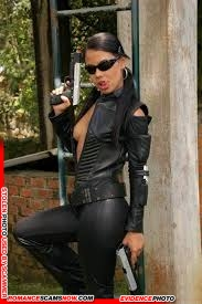 KNOW YOUR ENEMY:  Gigi Spice - Do You Know This Girl? A Favorite Of African Scammers 31