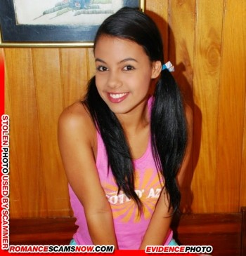 KNOW YOUR ENEMY:  Gigi Spice - Do You Know This Girl? A Favorite Of African Scammers 6