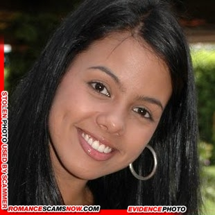 KNOW YOUR ENEMY:  Gigi Spice - Do You Know This Girl? A Favorite Of African Scammers 4