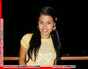 KNOW YOUR ENEMY:  Gigi Spice - Do You Know This Girl? A Favorite Of African Scammers 2
