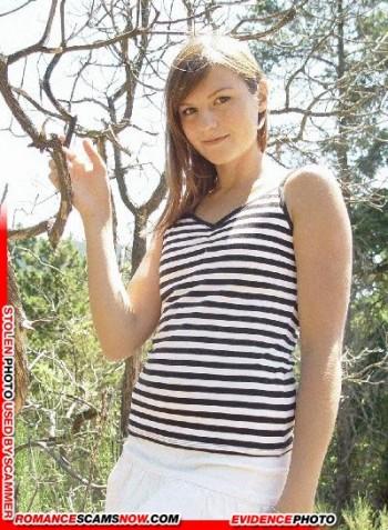 SCARS™ Stolen Face / Stolen Identity: Josie Model - Josie Ann Miller: Have You Seen Her? 16