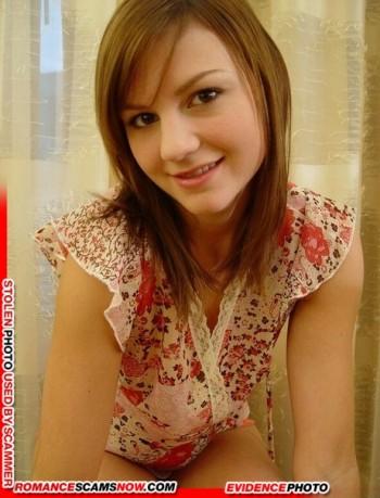 SCARS|RSN™ Stolen Face / Stolen Identity: Josie Model - Josie Ann Miller: Have You Seen Her? 30