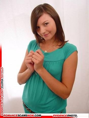 SCARS|RSN™ Stolen Face / Stolen Identity: Josie Model - Josie Ann Miller: Have You Seen Her? 7