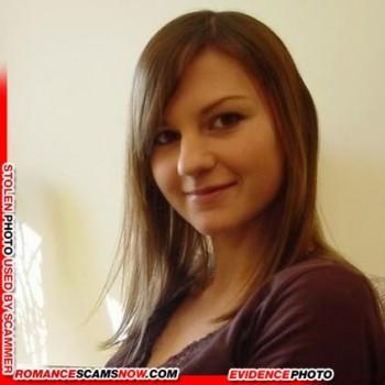 SCARS|RSN™ Stolen Face / Stolen Identity: Josie Model - Josie Ann Miller: Have You Seen Her? 3