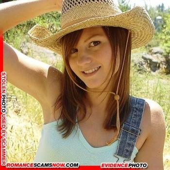 SCARS|RSN™ Stolen Face / Stolen Identity: Josie Model - Josie Ann Miller: Have You Seen Her? 5