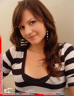 SCARS|RSN™ Stolen Face / Stolen Identity: Josie Model - Josie Ann Miller: Have You Seen Her? 12