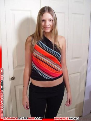 SCARS|RSN™ Stolen Face / Stolen Identity: Josie Model - Josie Ann Miller: Have You Seen Her? 23