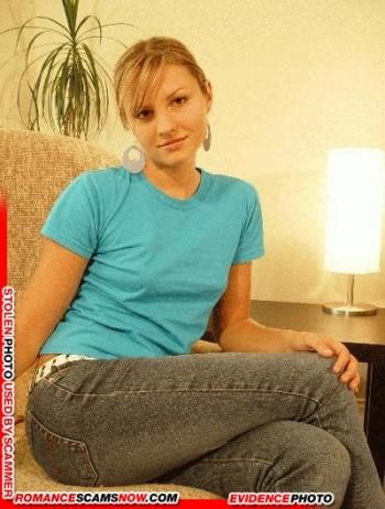 SCARS|RSN™ Stolen Face / Stolen Identity: Josie Model - Josie Ann Miller: Have You Seen Her? 28