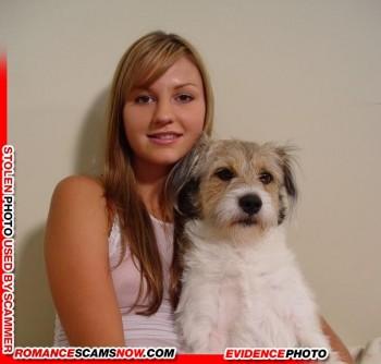 SCARS|RSN™ Stolen Face / Stolen Identity: Josie Model - Josie Ann Miller: Have You Seen Her? 2