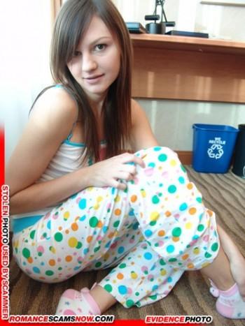 SCARS|RSN™ Stolen Face / Stolen Identity: Josie Model - Josie Ann Miller: Have You Seen Her? 25