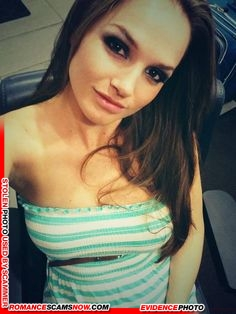 KNOW YOUR ENEMY:  Do You Know This Girl? Tori Black - an Favorite Of African Scammers 23