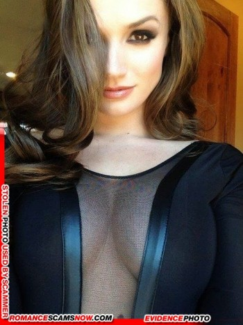 KNOW YOUR ENEMY:  Do You Know This Girl? Tori Black - an Favorite Of African Scammers 13