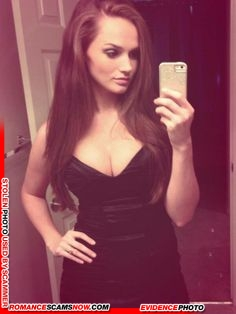 KNOW YOUR ENEMY:  Do You Know This Girl? Tori Black - an Favorite Of African Scammers 9