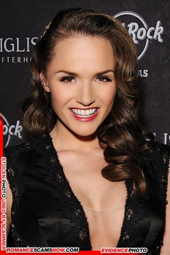 KNOW YOUR ENEMY:  Do You Know This Girl? Tori Black - an Favorite Of African Scammers 20