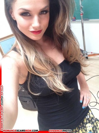 KNOW YOUR ENEMY:  Do You Know This Girl? Tori Black - an Favorite Of African Scammers 10