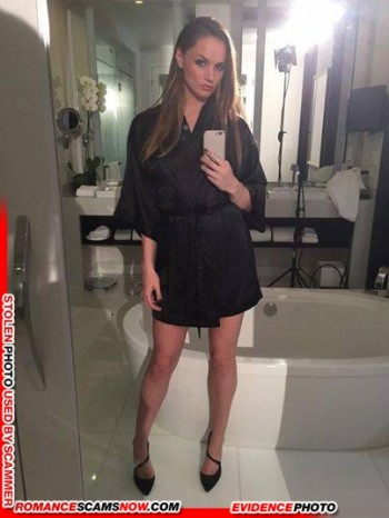KNOW YOUR ENEMY:  Do You Know This Girl? Tori Black - an Favorite Of African Scammers 15