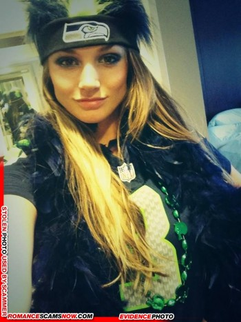 KNOW YOUR ENEMY:  Do You Know This Girl? Tori Black - an Favorite Of African Scammers 3
